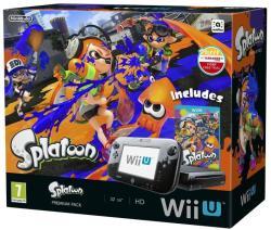 Nintendo Wii U Premium Pack 32GB + Splatoon
