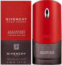Givenchy Adventure Sensations pour Homme EDT 100ml