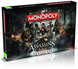Hasbro Monopoly Assassin's Creed Syndicate Edition