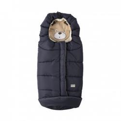 Nuvita Sac de iarna Junior Bear blue/Beige