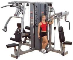 Body-Solid DGYM-S