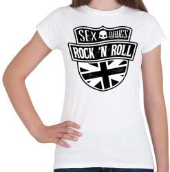 b57afd3fa2 Vásárlás: printfashion Szex, drog és rock and roll - Női póló ...