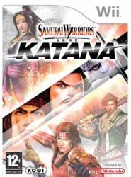 Koei Samurai Warriors Katana (Wii)