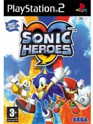 SEGA Sonic Heroes (PS2)