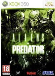 SEGA Aliens vs Predator (Xbox 360)