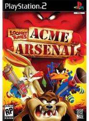 Warner Bros. Interactive Looney Tunes Acme Arsenal (PS2)