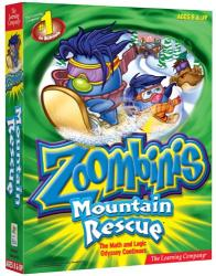 The Learning Company Zoombinis Mountain Rescue (PC)