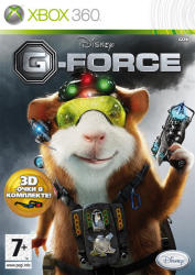 Disney G-Force (Xbox 360)