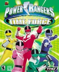 THQ Power Rangers Time Force (PC)