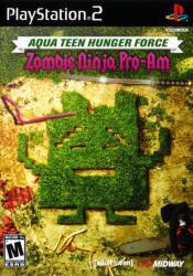 Midway Aqua Teen Hunger Force Zombie Ninja Pro-Am (PS2)