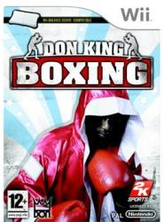 2K Games Don King Boxing (Wii)
