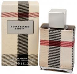 Женская оригинальная парфюмированная вода Burberry London Fabric Women, тестер 100 ml (элегантный аромат) .