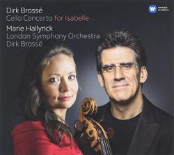 Brosse, Dirk/marie Hallyn Cello Concerto For