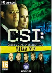 Ubisoft CSI: Crime Scene Investigation Deadly Intent (PC)