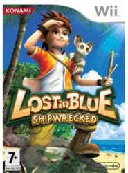 Konami Lost in Blue: Shipwrecked (Nintendo Wii)