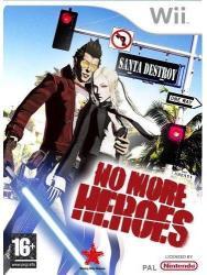 Ubisoft No More Heroes (Wii)