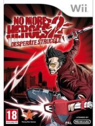Ubisoft No More Heroes 2 Desperate Struggle (Wii)
