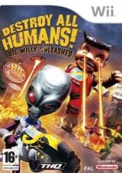 THQ Destroy All Humans! Big Willy Unleashed (Wii)