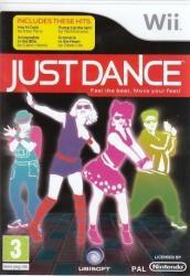 Ubisoft Just Dance (Wii)