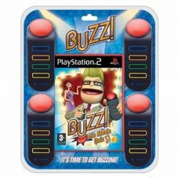 Sony Buzz! The Music Quiz (PS2)