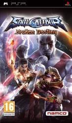 Namco Bandai Soul Calibur Broken Destiny (PSP)