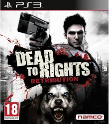 Namco Bandai Dead to Rights Retribution (PS3)