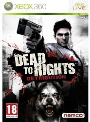 Namco Bandai Dead to Rights Retribution (Xbox 360)