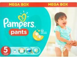 Pampers Pants 5 Junior bugyipelenka (12-18kg) 96db