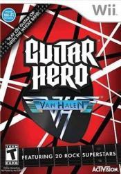 Activision Guitar Hero Van Halen (Wii)