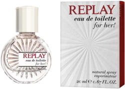 Replay For Her EDT 20ml