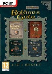 Atari Baldur's Gate 4in1 Boxset Compilation (PC)