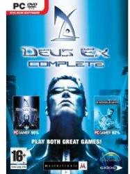 Mastertronic Deus Ex Complete (PC)