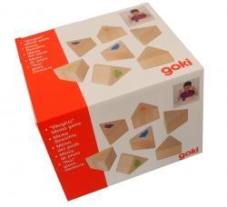 Goki Joc de memorie Greutatile (GOKI56684) - bekid
