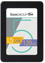 Team Group L5 Lite 2.5 120GB SATA3 T253TD120G3C101