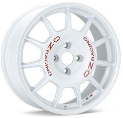 OZ Leggenda White CB75 4/108 17x7 ET25