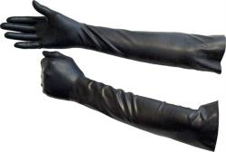 Mister B Rubber Gloves Elbow S