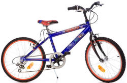 Dino Bikes Spiderman 20 (420U-S)