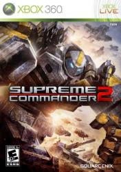 Square Enix Supreme Commander 2 (Xbox 360)