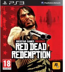 Rockstar Games Red Dead Redemption (PS3)