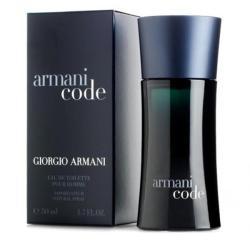 Giorgio Armani Armani Code pour Homme EDT 50ml