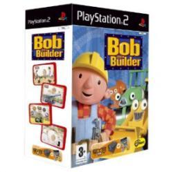 Blast Games Bob The Builder [EyeToy Bundle] (PS2)