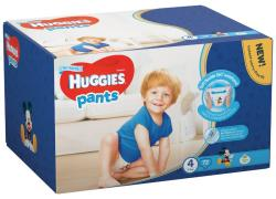 Huggies Scutece-chilotel Huggies Box Pants (nr 4) Boy 72 buc 9-14 kg (5029053564104)