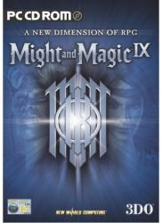 3DO Might and Magic IX (PC)