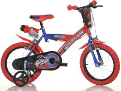 Dino Bikes Spiderman 14 (143G-S)