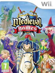 Vir2l Studios Medieval Games (Wii)