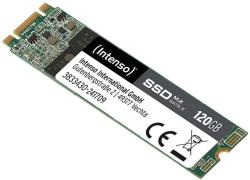Intenso High Perfomance 120GB M.2 3833430