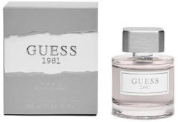 GUESS 1981 pour Homme EDT 100ml 464fa18784