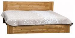 Endler Olivér franciaágy ágyráccsal 140x200cm