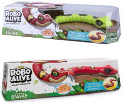 ZURU Robo Alive - Kígyó (FO-ROB25235)
