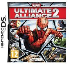 Activision Marvel Ultimate Alliance 2 (Nintendo DS)